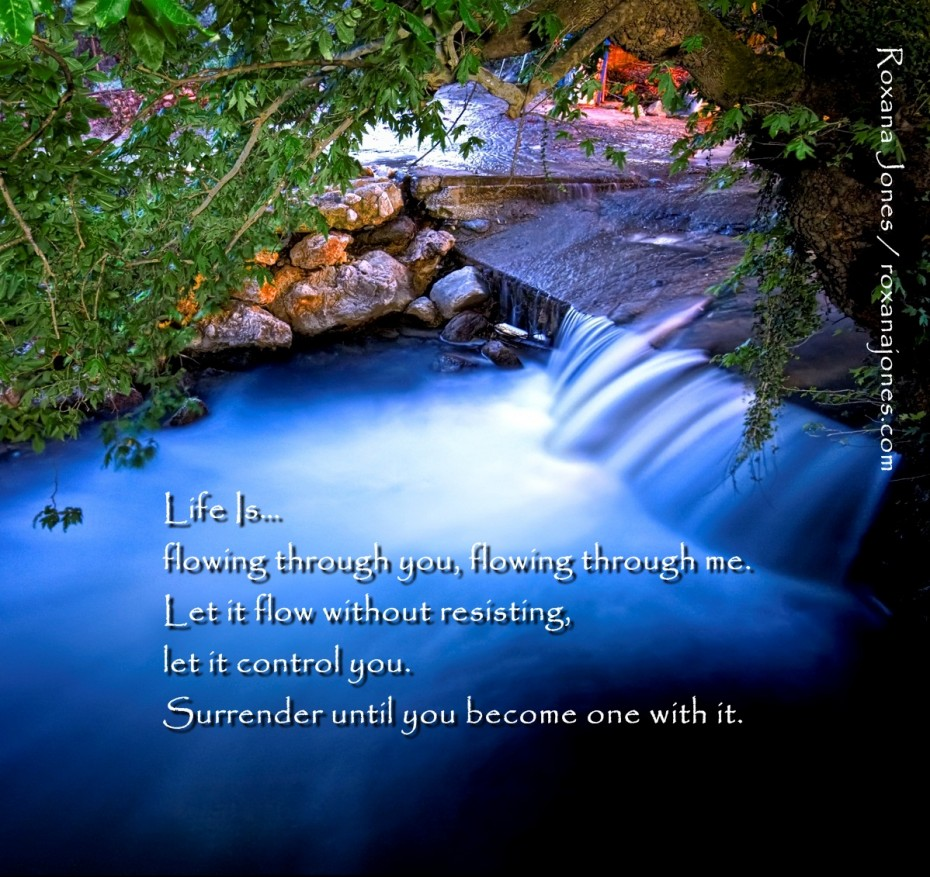 Quotes About Life And Waterfalls Quotesgram