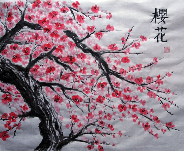 Japanese Cherry Blossom Quotes. QuotesGram