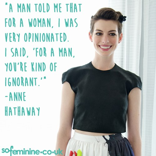 Quotes About Anne Hathaway Brother. QuotesGram