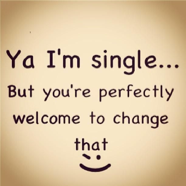 Single Love Quotes Quotesgram
