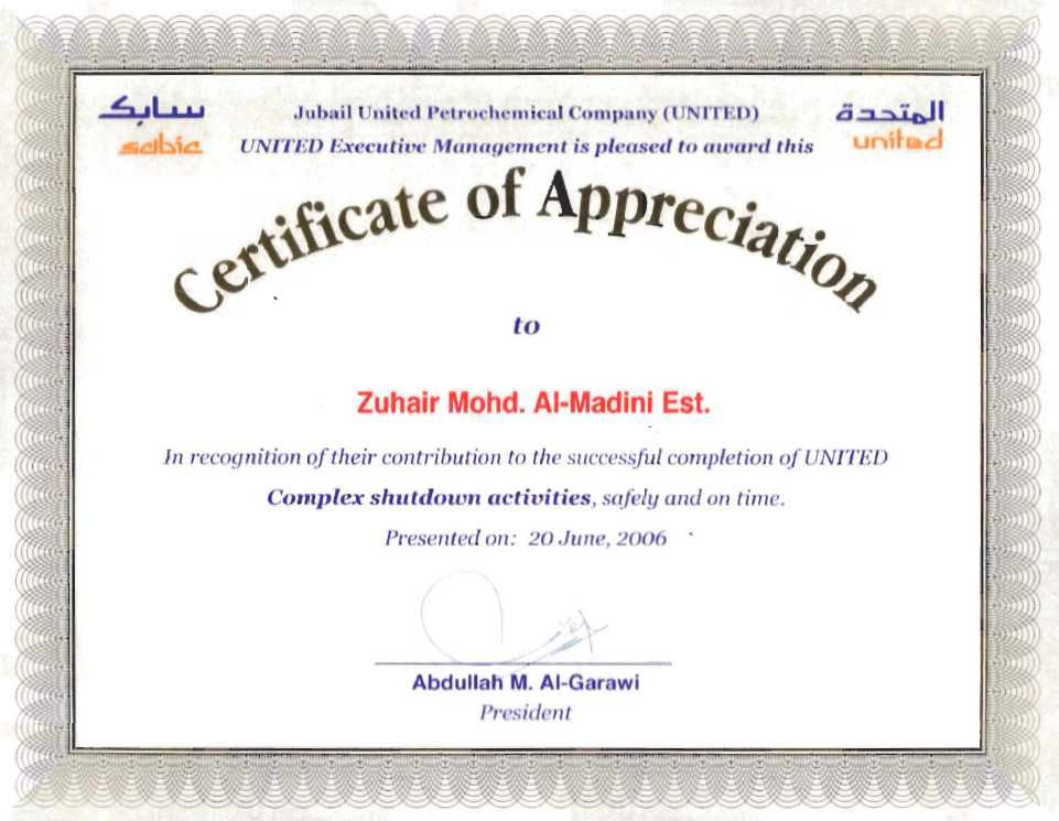 Doc600600 Recognition Certificates Wording How to Write a – Certificate of Appreciation Wordings