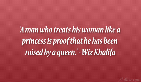 Treat Your Girl Like A Princess Quotes. QuotesGram