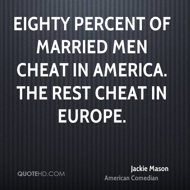 married men who cheat