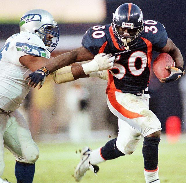 Kyle Orton Broncos Terrell Davis Qu...