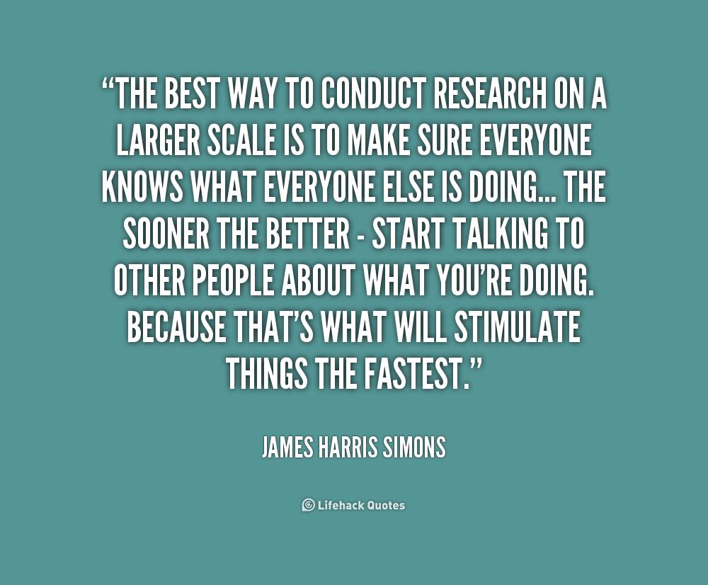 James Harris Simons Quotes. QuotesGram
