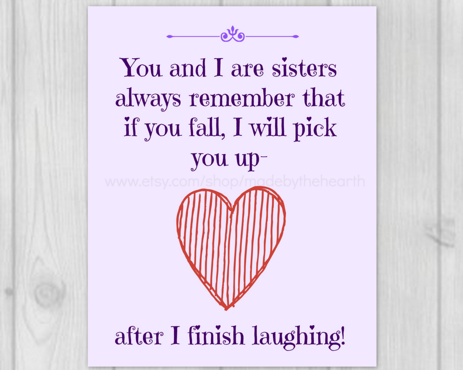 Sister Quotes: Sister Quotes For Facebook. QuotesGram