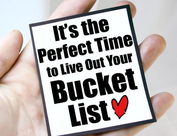 Bucket List Quotes. QuotesGram