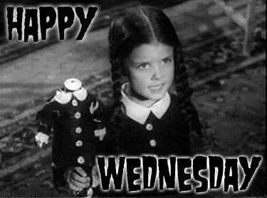 Happy Wednesday Addams Quotes. QuotesGram