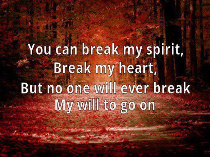 Broken Spirit Quotes. QuotesGram