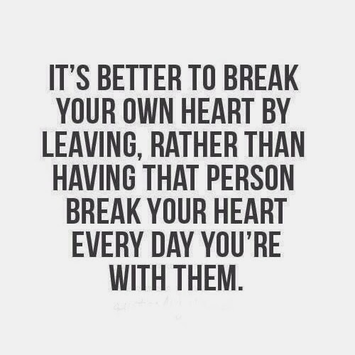 Why U Break My Heart Quotes: Deep Quotes About Heartbreak. QuotesGram