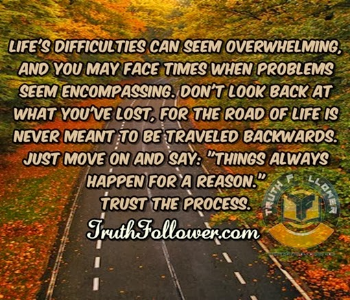 Things Happen For A Reason Quotes: Quotes About Difficulties In Life. QuotesGram