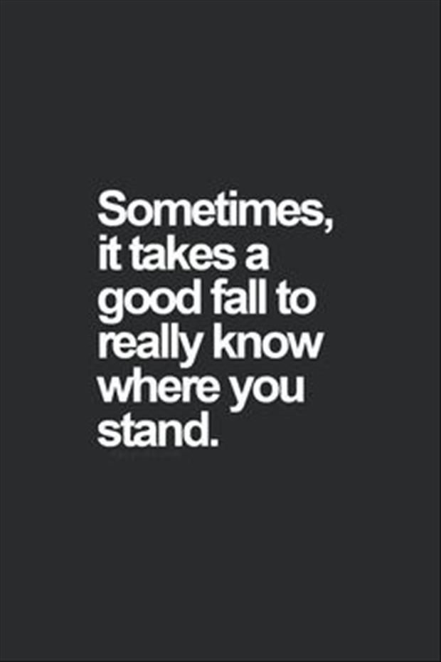 quotes about not knowing where you stand in a relationship