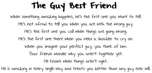 Dear Best Guy Friend Quotes. QuotesGram