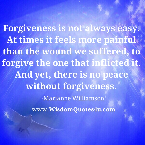 Always Forgive Quotes: Wisdom Quotes About Forgiveness. QuotesGram