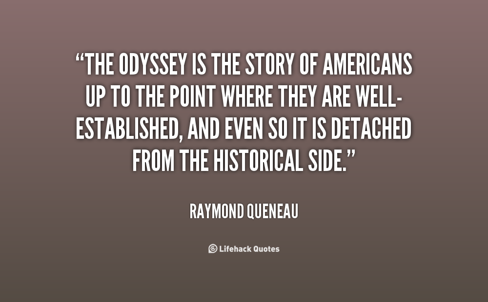 Homer odyssey quotes