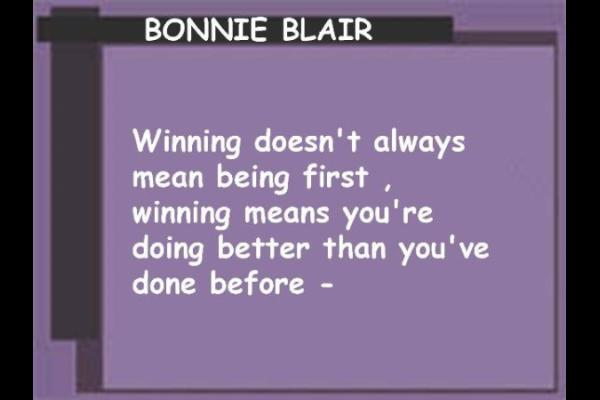 Quotes About Being A Winner. QuotesGram