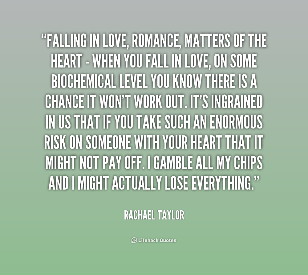 Bonnie Raitt - Matters Of The Heart Lyrics