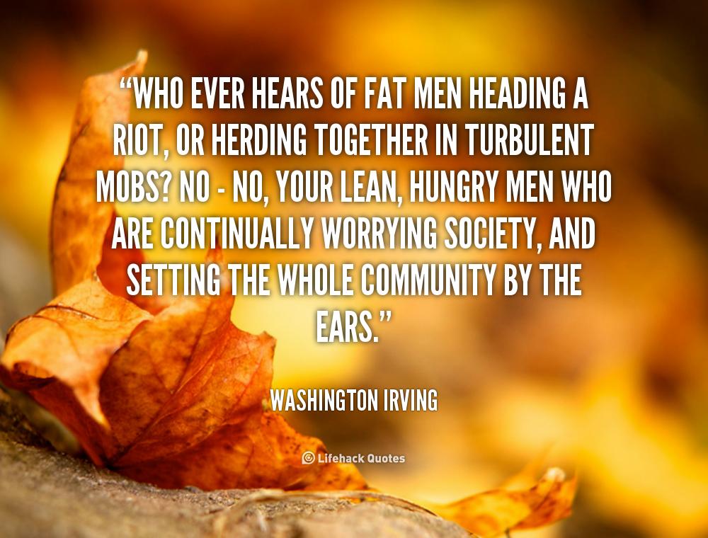 chubby men quotes