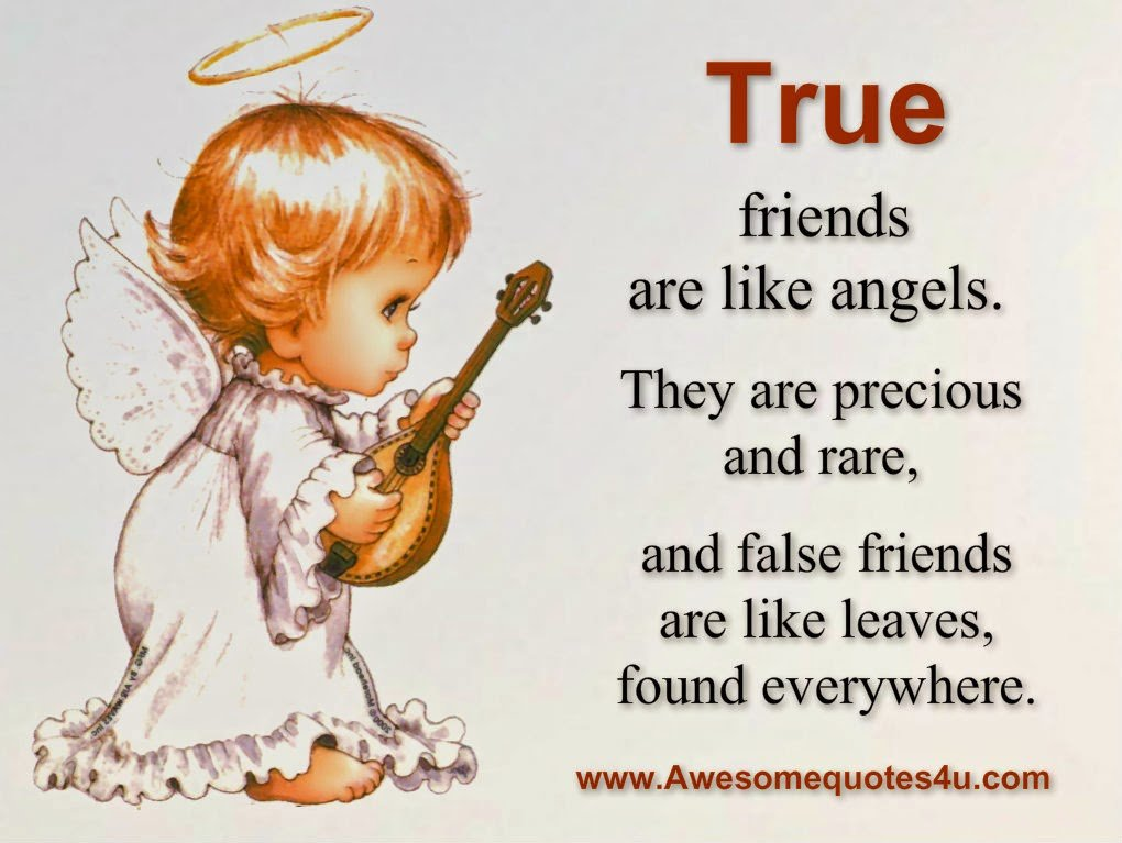angel sayings for friends - photo #15