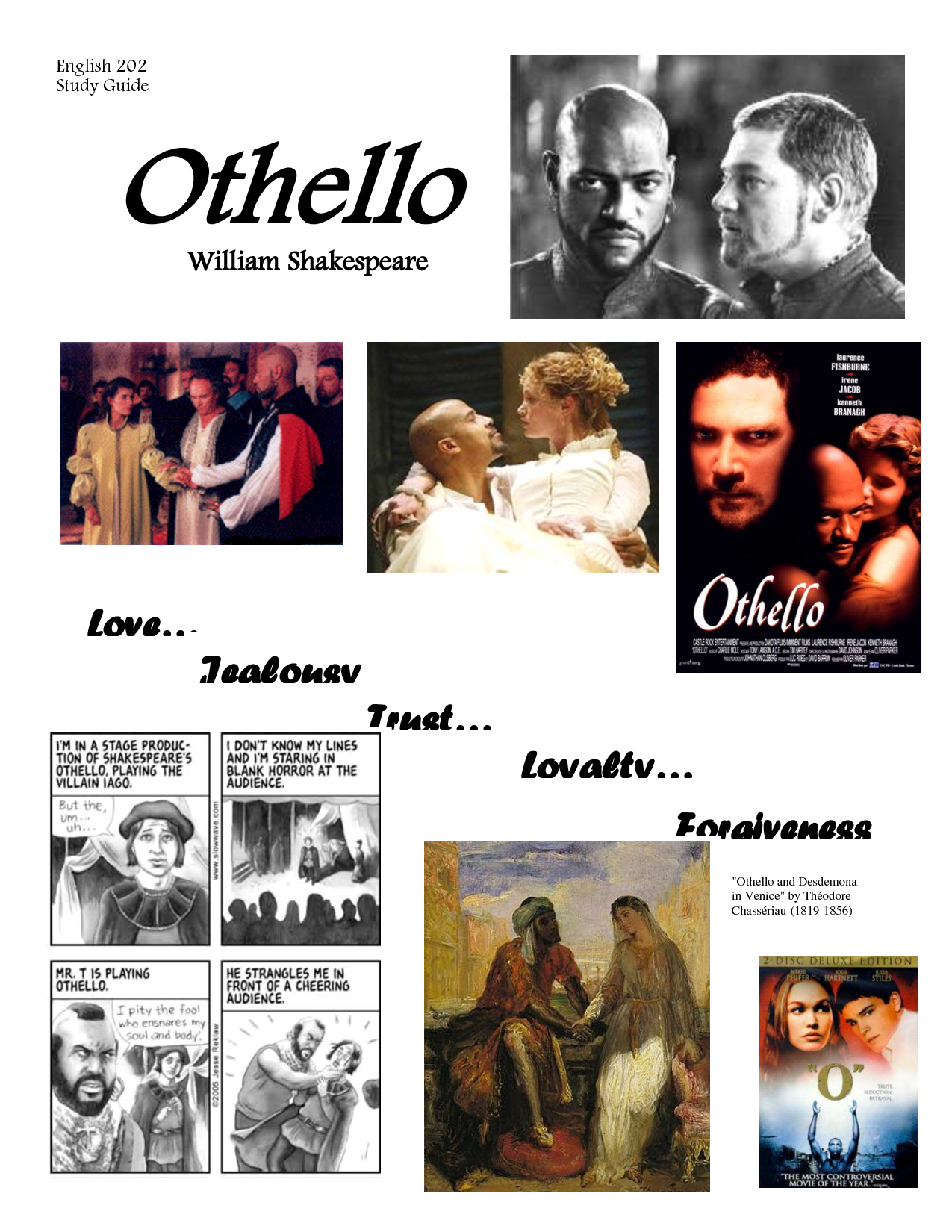 othello jealousy Free essays from bartleby | jealousy in shakespeare's othello othello features jealousy as the dominant motive for action and therefore just as reflected in.