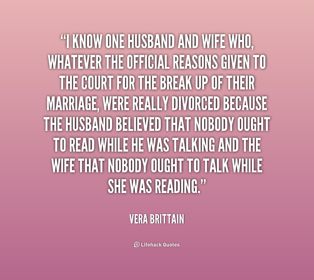 Husband And Wife Quotes. QuotesGram