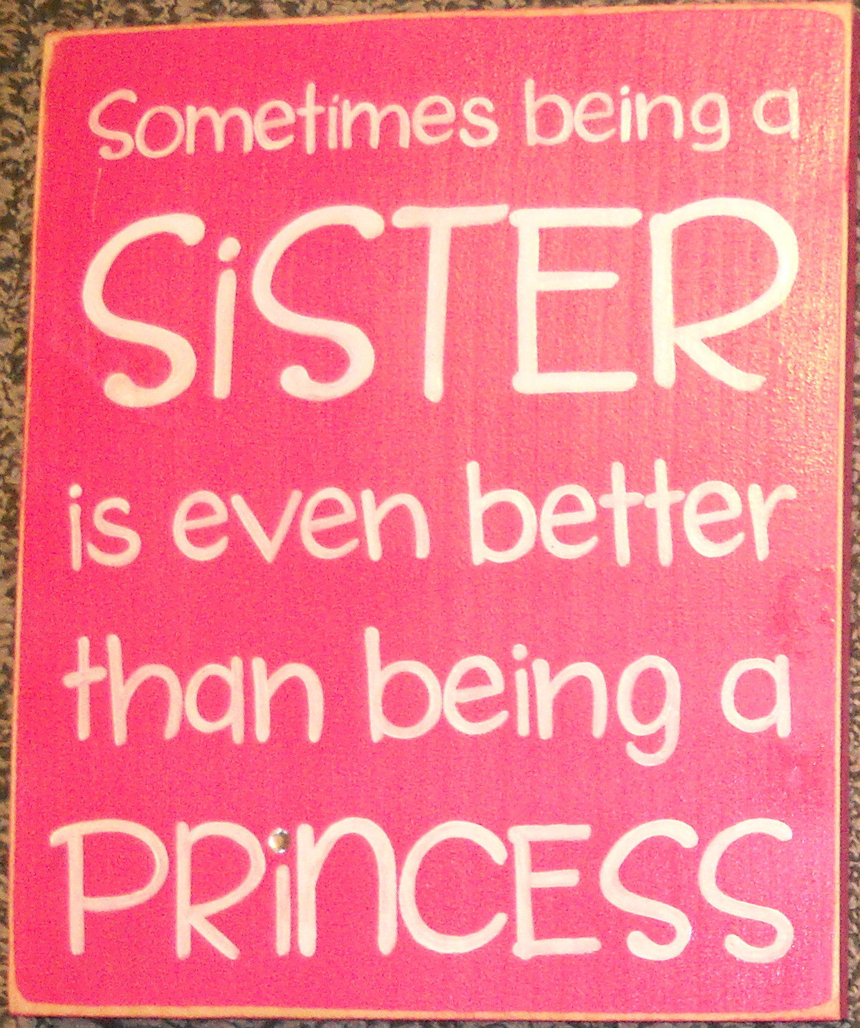 Welcome Little Sister Quotes. QuotesGram
