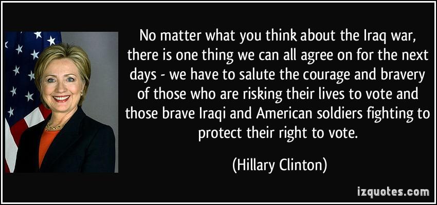Hillary Clinton Quotes Quotesgram