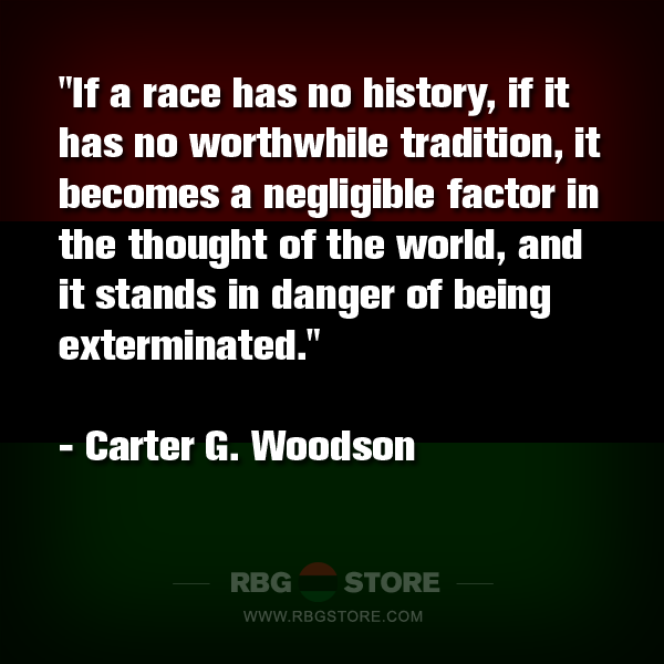 carter g woodson essay The mis-education of the negro by dr carter g woodson 1875 - 1950 _____ mis-education of the negro in proper prospective.