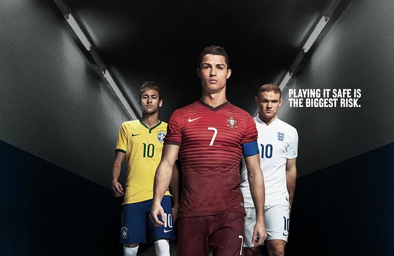 Nike Risk Everything Neymar Nike Cristiano Ronaldo...