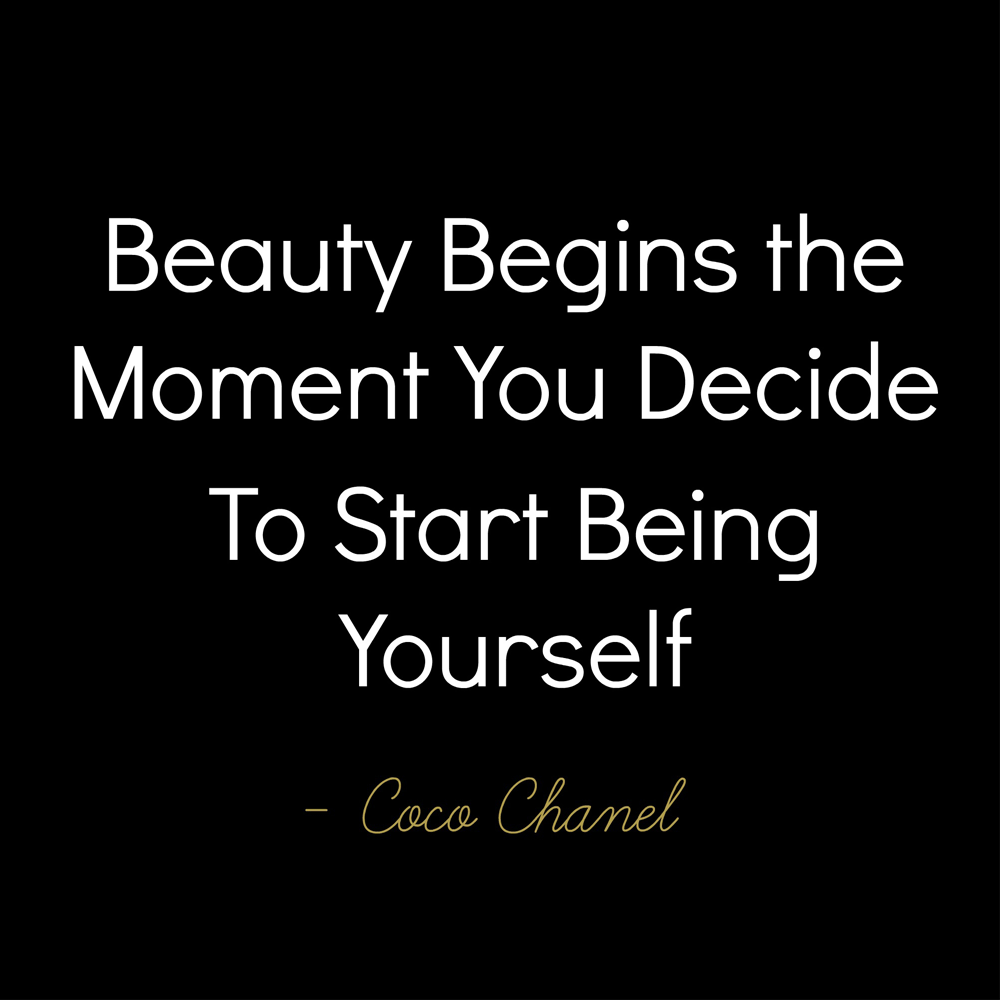 From Coco Chanel Beauty Quotes. QuotesGram
