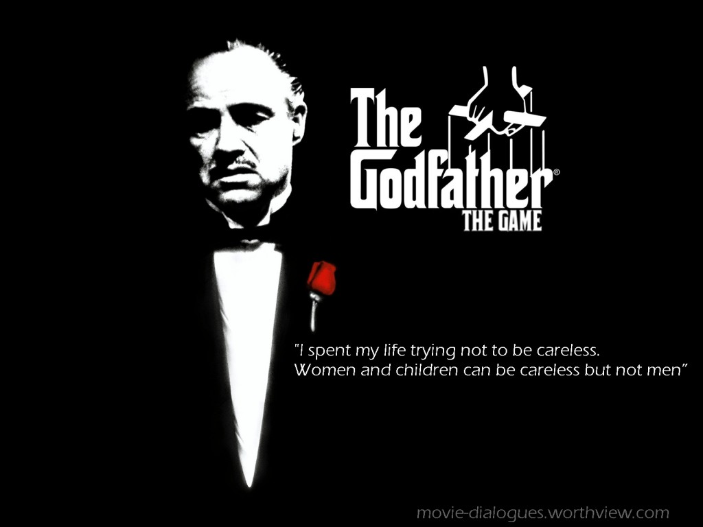 Quotes From The Godfather. QuotesGram