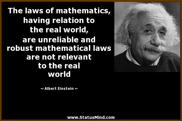 Romney As Governor >> Albert Einstein Math Quotes. QuotesGram