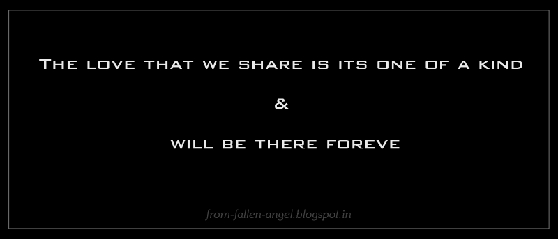 Forever Kind Of Love Quotes: We Share The Love Quotes. QuotesGram