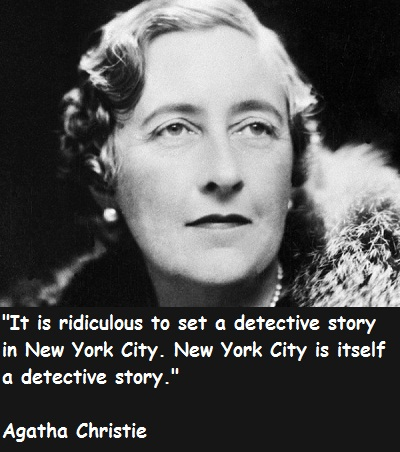 a biography and life work of agatha christie an english playwright Agatha christie is the best-selling her books have sold over a billion copies in the english after a hugely successful career and a very happy life agatha.