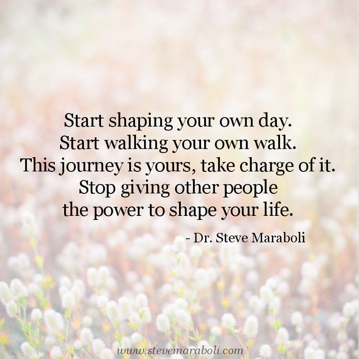 Take Charge Of Your Life Quotes: Starting Our Life Together Quotes. QuotesGram