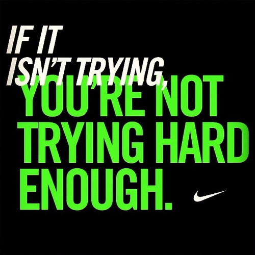 Inspirational Quotes About Positive: Nike Inspirational Quotes. QuotesGram