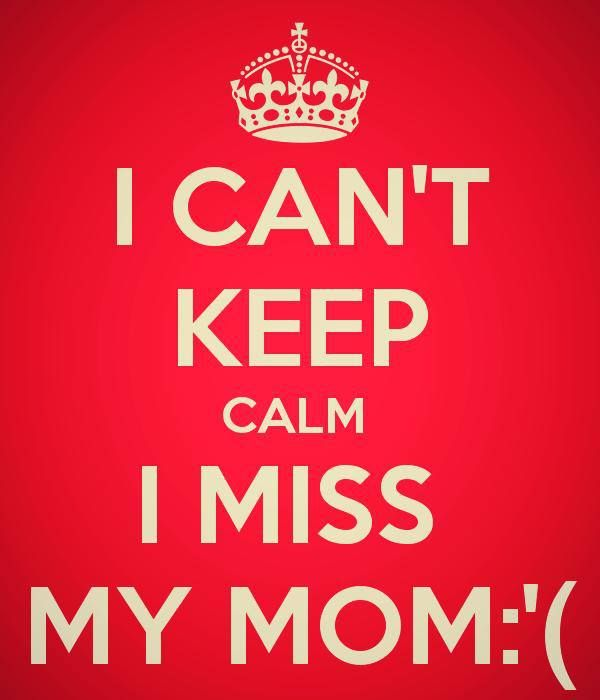 Missing My Mom Quotes. QuotesGram