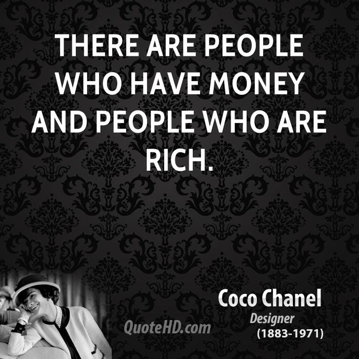 Quotes About Love: Rich And Money Quotes. QuotesGram