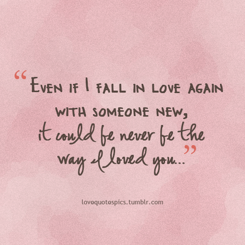 Beginning To Fall In Love Quotes: Never Fall In Love Quotes. QuotesGram