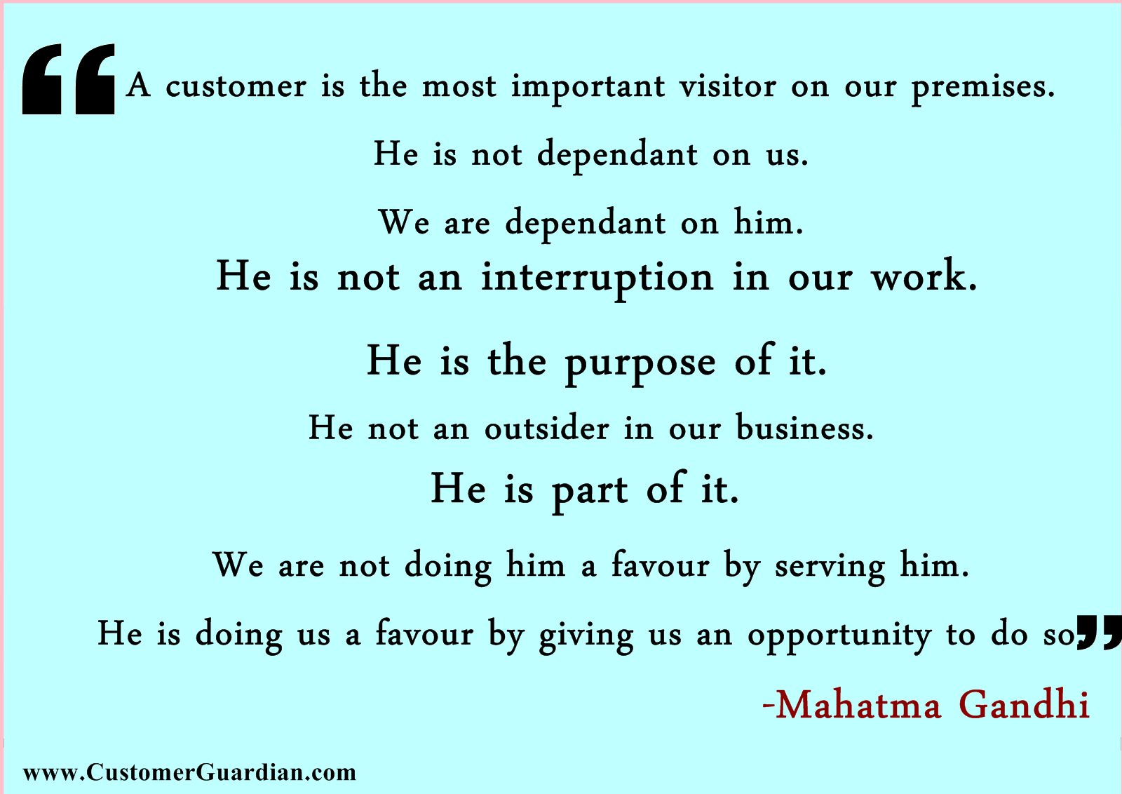 customer service quotes and sayings quotesgram