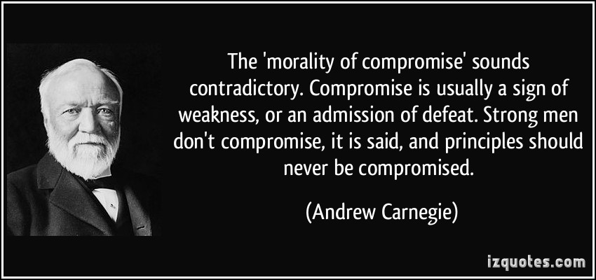 Quotes About Compromise At Work