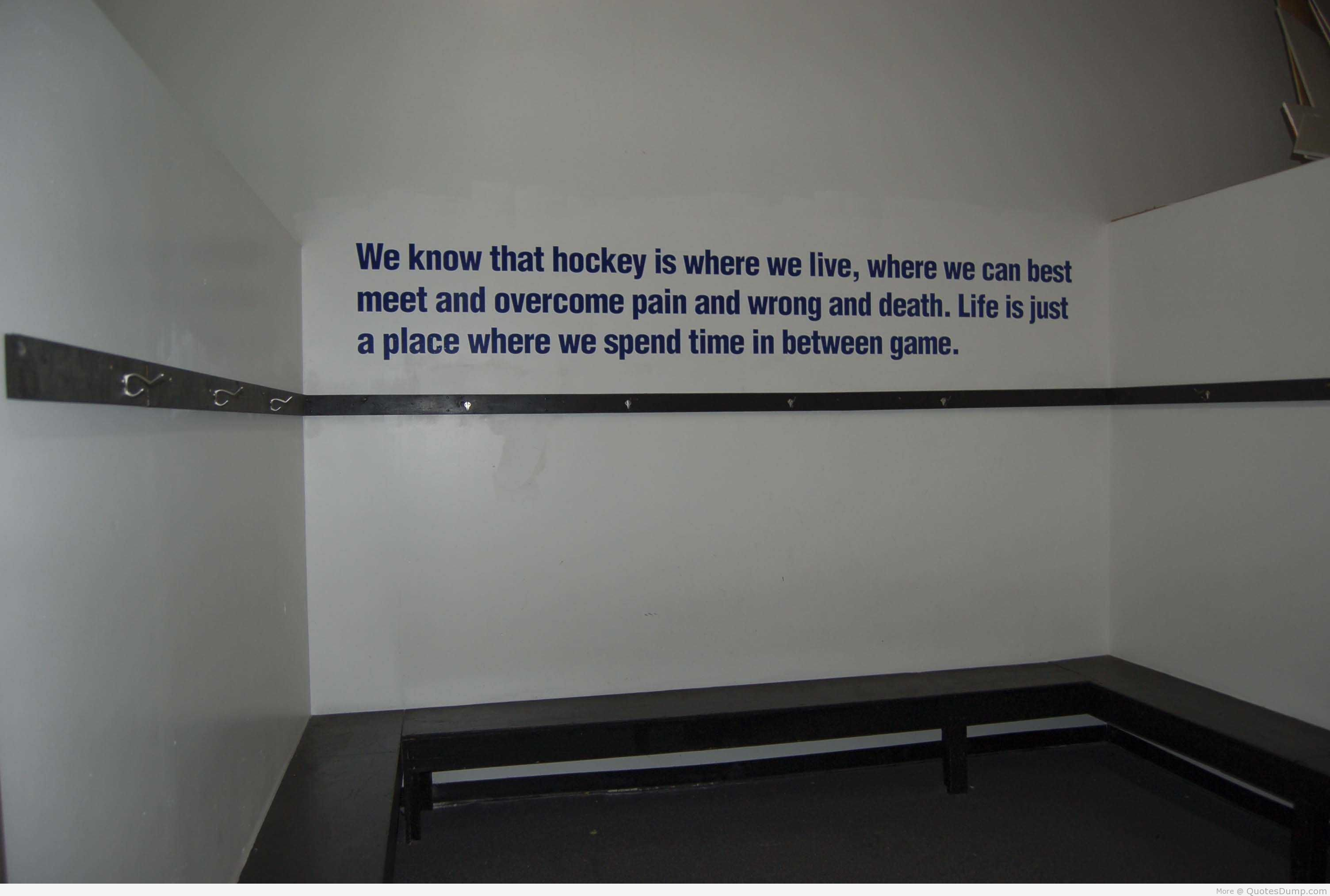 famous hockey quotes inspirational quotesgram