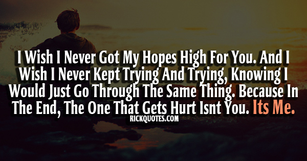 When Family Hurts You Quotes: Quotes About Hurting The One You Love. QuotesGram