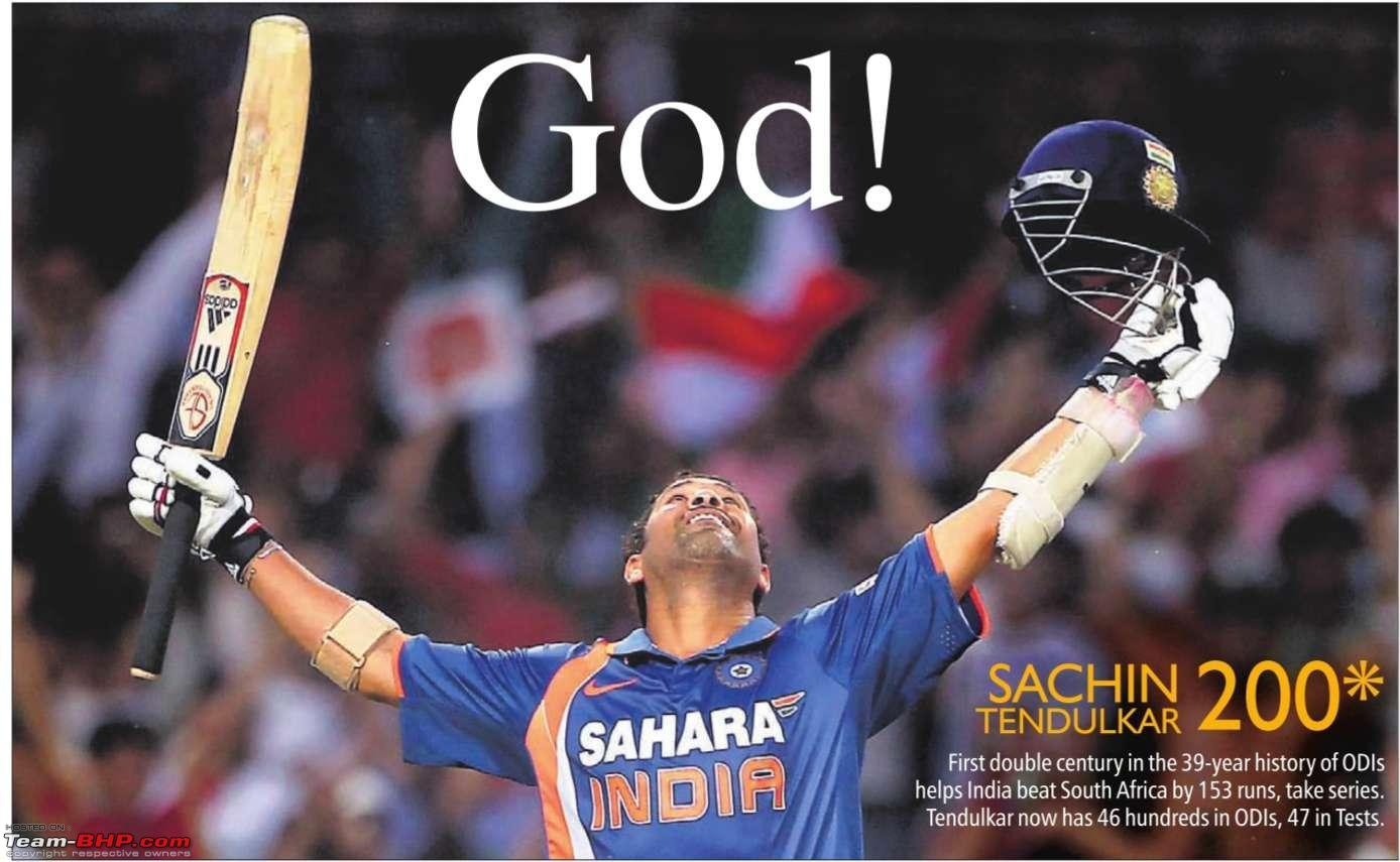 Cricketers, politicians, celebs tweet on Sachin Tendulkar ...