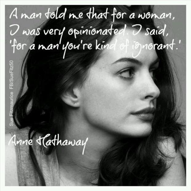 Anne Hathaway Relationship: Anne Hathaway Quotes. QuotesGram