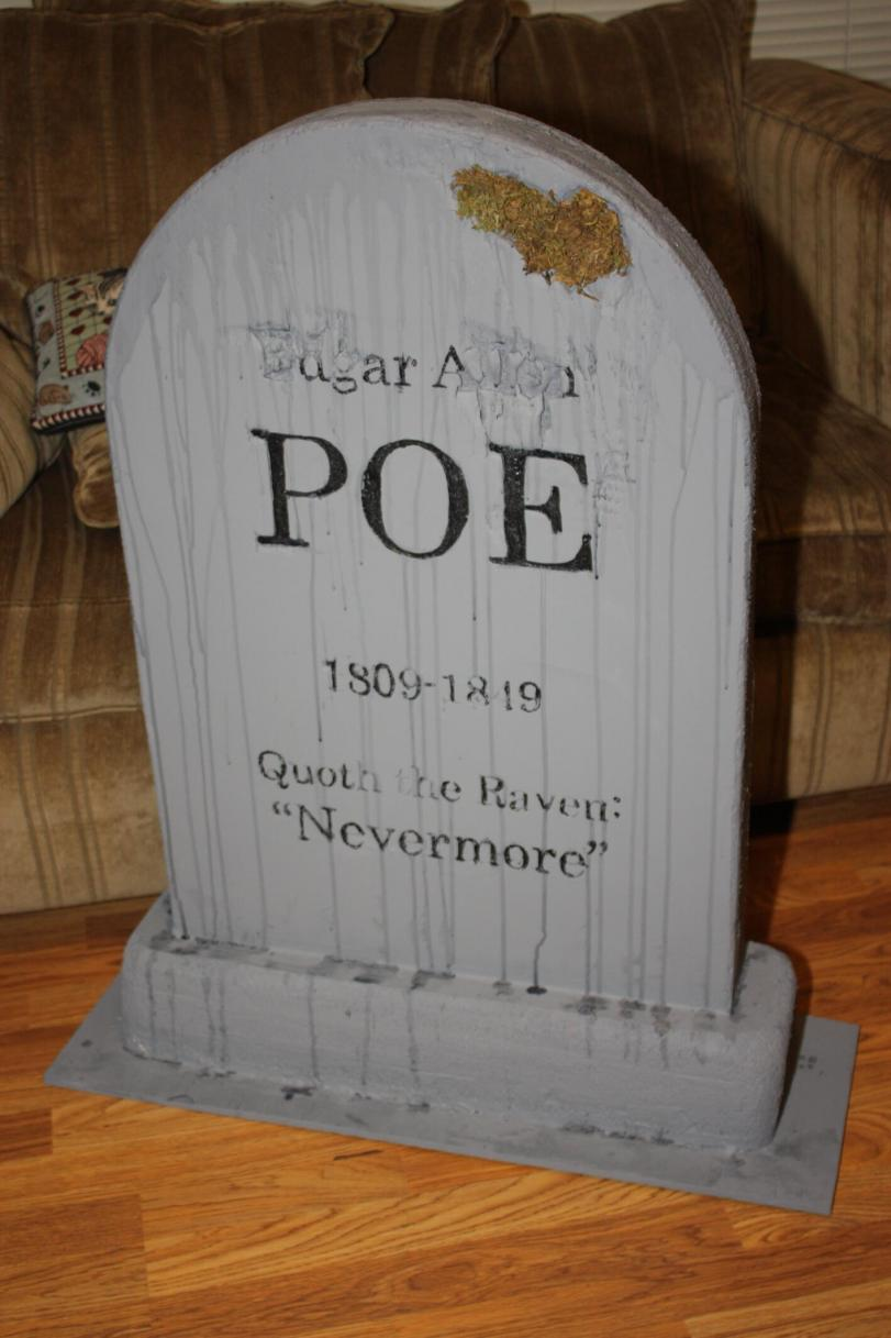 Tombstone For Halloween Quotes QuotesGram