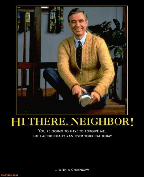 Mister Rogers Funny Quotes Quotesgram