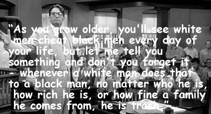 to kill a mockingbird racial prejudice In conclusion, hating, or fearing another because of prejudice, unproven stereotypes, and lack of acceptance is prevalent in to kill a mockingbird, but has also changed the lives of many muslim .