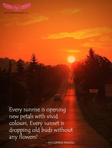 Sunrise Quotes About Love. QuotesGram