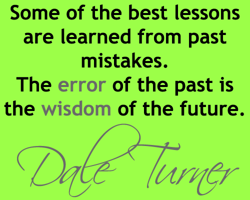 Lessons Learned In Life Quotes